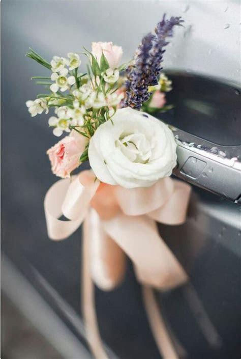 The 25  best Wedding car decorations ideas on Pinterest