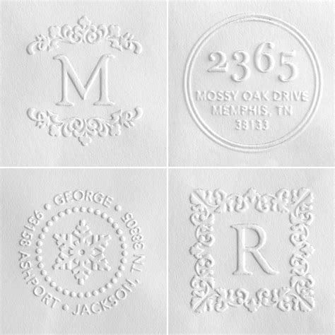 17 Best ideas about Embossed Seal on Pinterest   Custom
