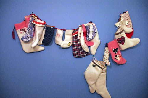 Advent Calendar Stockings