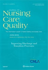 Journal of Nursing Care Quality