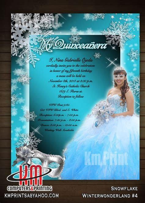 Cool quinceanera invitations in Austin TX   15 invitations