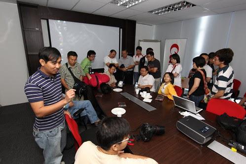 Canon Penang Macro Workshop