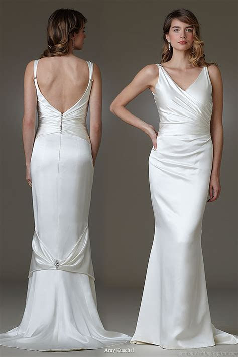 Trending Wedding Dresses,Glamour Vintage Hollywood Wedding