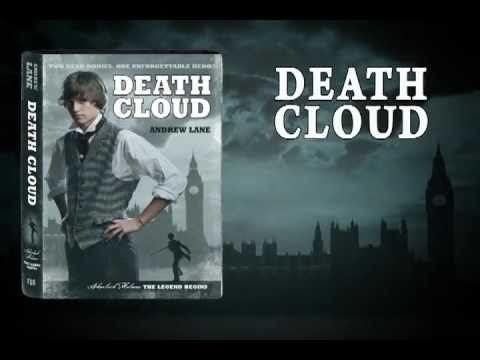 Booktalk Amp More Book Trailer Death Cloud Young Sherlock