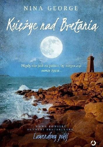 Okładka książki Księżyc nad Bretanią