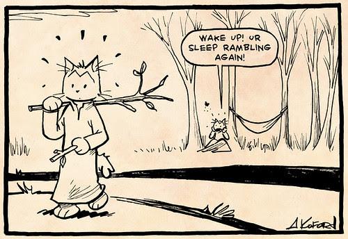 Laugh-Out-Loud Cats #2442 by Ape Lad