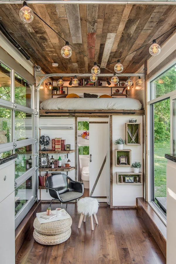 This Gorgeous Tiny House Is Proof That Size Doesn T Matter Huffpost Life