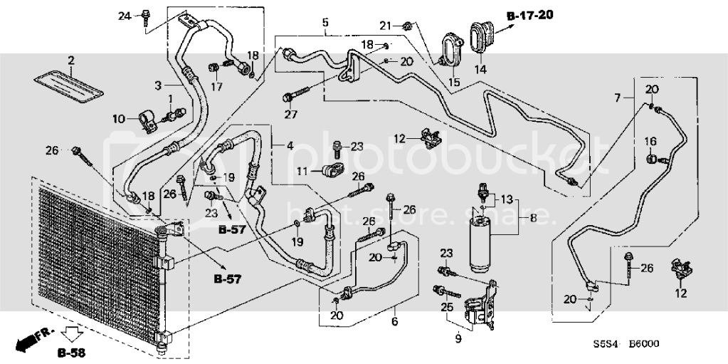 Acura Rsx Engine Bay Diagram