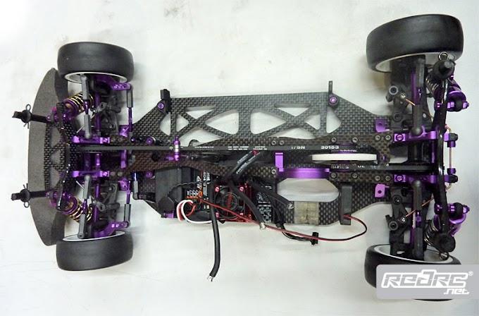 Novo protótipo HB