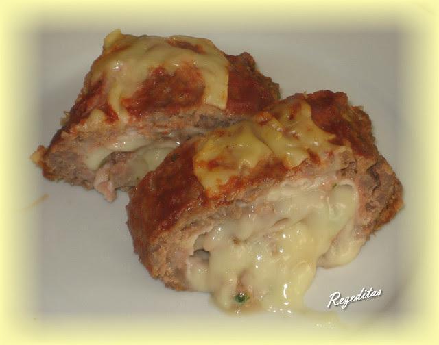 ROLLO SICILIANO DE ANNIE (Sicilian Meat Roll)