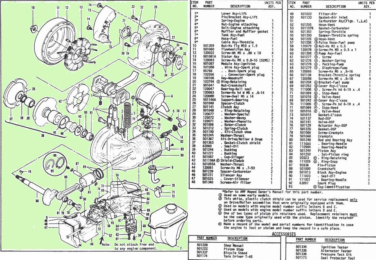 Engine Hero Honda Spare Parts Catalogue Pdf Bike S Collection And Info
