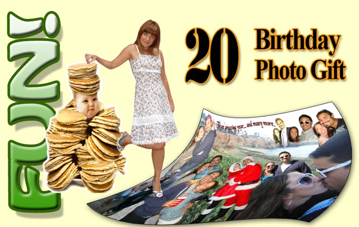 Birthday Gift Ideas: 20. Creative 20th Birthday Gifts for ...