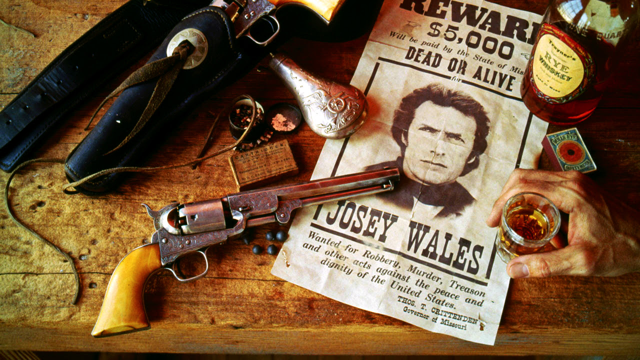 The Outlaw Josey Wales Wallpaper Clint Eastwood Wallpaper