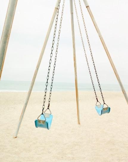 Swings, 8X10 Fine Art Print