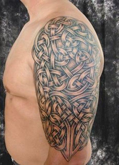 75 Ideas Originales Para Tatuajes Celtas Y Símbolos Tatuajes Geniales
