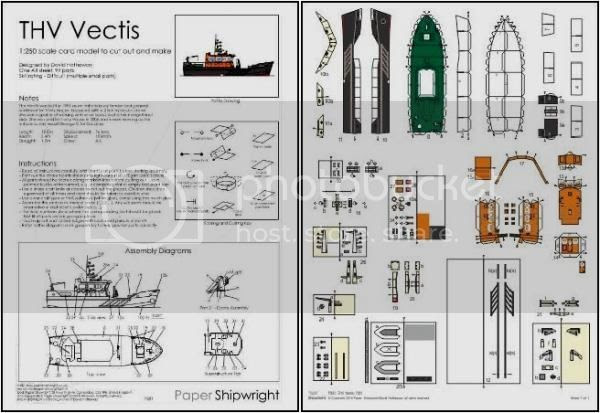 photo THV Vectis British boat papercraft via Papermau.003_zpskw6i5b5e.jpg