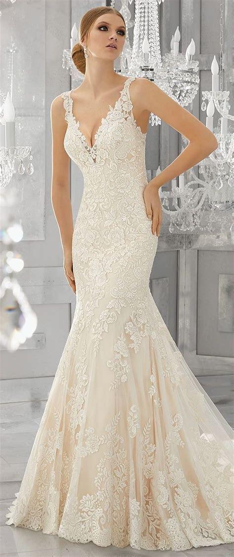 405 best Fit & Flare Wedding Dresses images on Pinterest