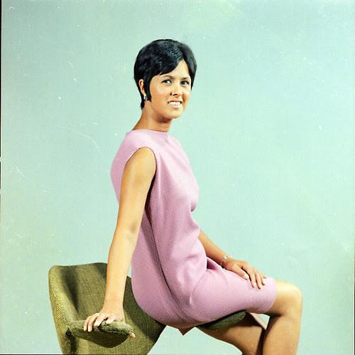 mejuffrouw de Bruyn - augustus 1970