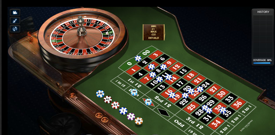 How to play online roulette in australia