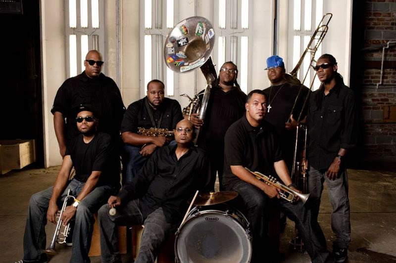 The Soul Rebels.