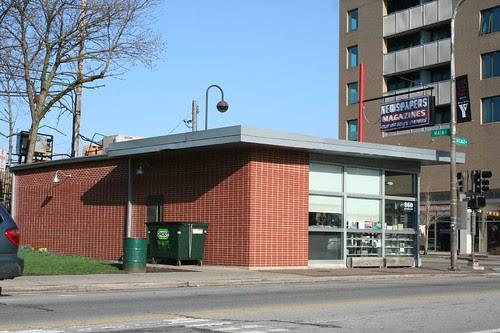 Chicago Main News Stand