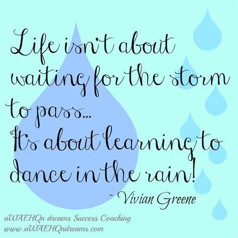Dancing Rain Quotes Sayings