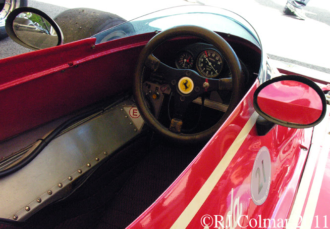 Ferrari 312 B3, Goodwood, FoS