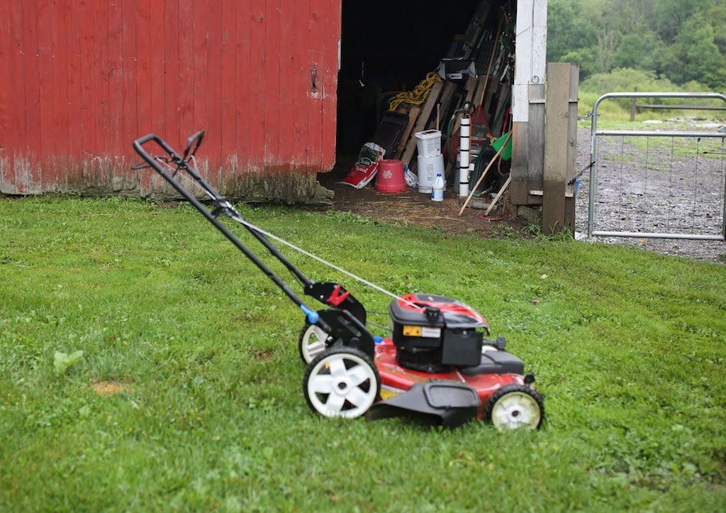 Mower Meaning. It Isn't The Lawn, It's The Mowing - Bedlam ...
