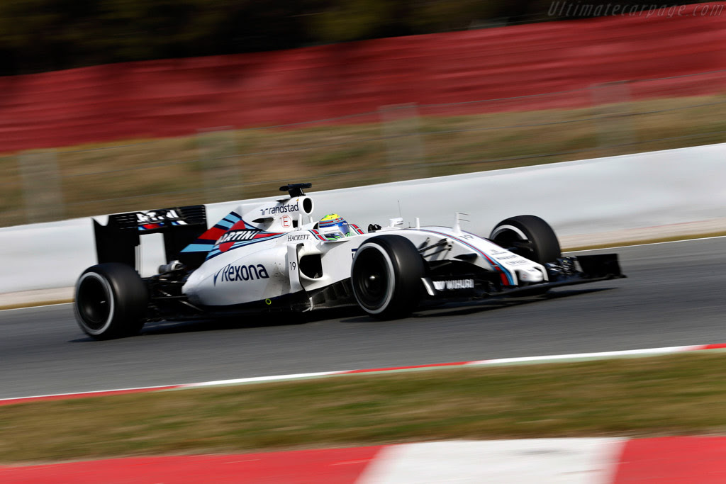 2016 Williams FW38 Mercedes - Images, Specifications and ...