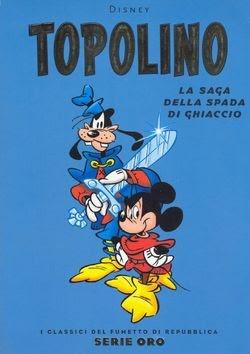 Immagine di Topolino, La saga della spada di ghiaccio