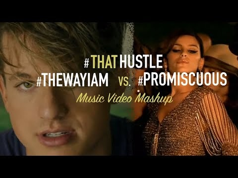 Charlie Puth x Nelly Furtado x Timbaland - The Way I Am Promiscuous