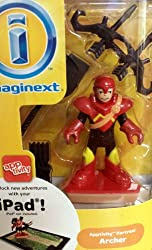 Fisher-Price Imaginext Apptivity Archer Figure