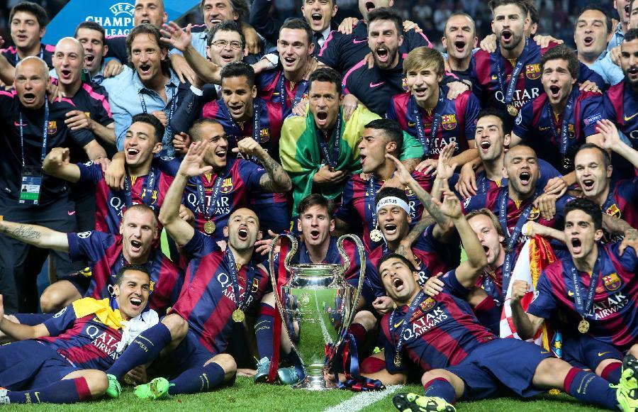 Fc Barcelona Vs Juventus 2015 Final Full Match