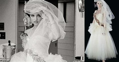 Madonna's wedding dress to be auctioned   Australian Women