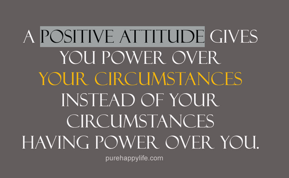 Image result for having a positive attitude