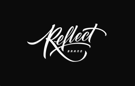 handlettered logotypes   behance