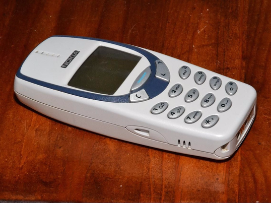 nokia 3310 phone dumbphone