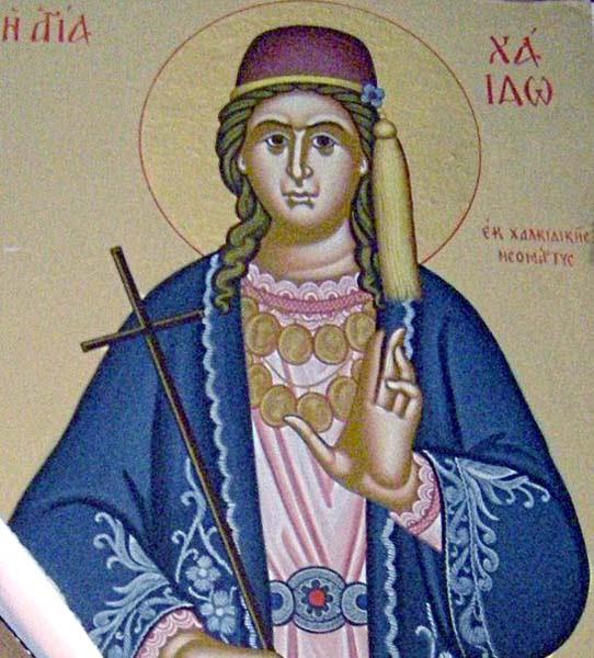 IMG ST. CHAIDO, Haido of Chalkidiki