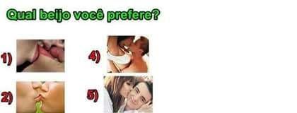 Qual Beijo Voce Prefere Orkutudo Com