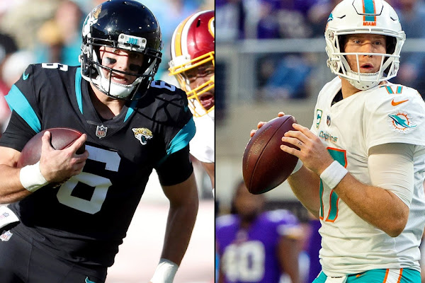 b2787dd9 Preview: Dolphins hope to keep slim playoff hopes alive as they host  disappointing Jaguars