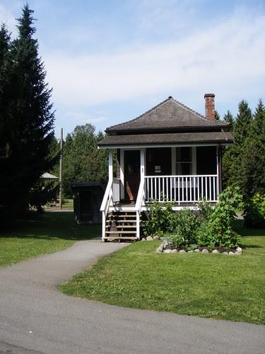 Tom Nook's house