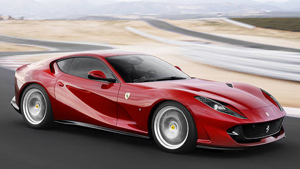 Ferrari 812 Superfast Its Most Powerful Car Launched In