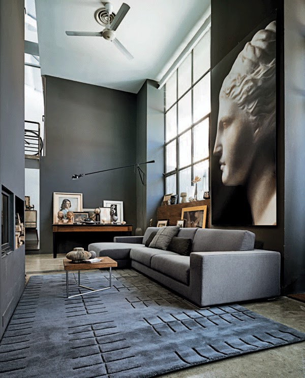 Get Inspired For Living Room Ideas Dark Colors pictures