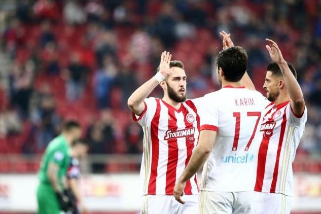 Νέος και ωραίος ο Ολυμπιακός, συνέτριψε με 5-1 την Κέρκυρα | in.gr