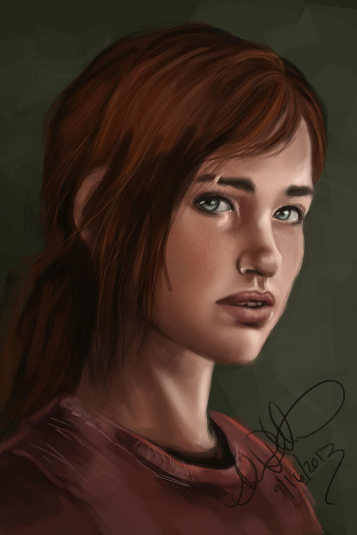 Ellie R by Eeddey
