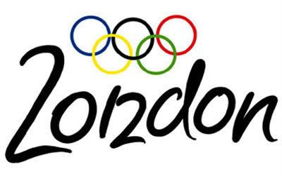 London's old logo for the 2012 Olympic Games.