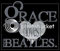 Grace loves the beatles