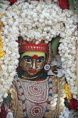 Goddess Marriamman Decorated  By Krishna Hijra by firoze shakir photographerno1