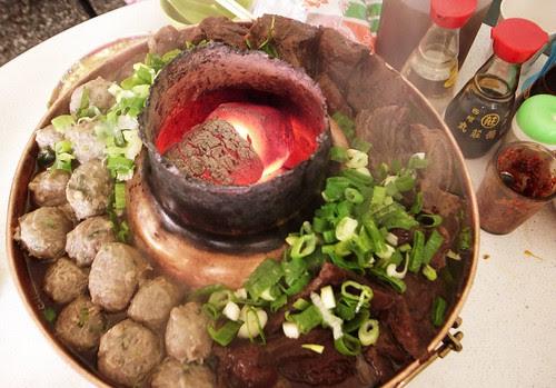 牛肉丸子火鍋