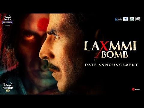 Laxmmi Bomb Motion Poster